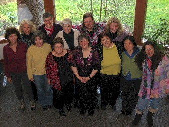 2011 New Depths Participants (small group)