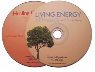 Healing Childhood Trauma + Living Energy of Needs (2 MP3s)